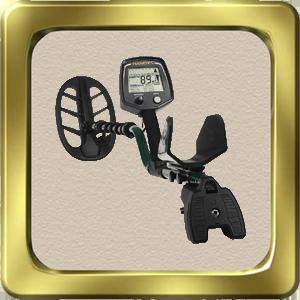 Machine de détecteur de métaux