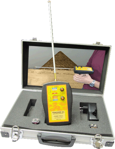 Un système à long terme pour détecter les trésors