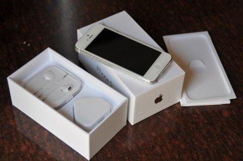 علامة التجارية الجديدة ابل اي فون 5 64GB (BB الدرد