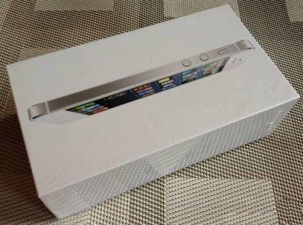 جديد & يختم ابل اي فون 5 آخر موديل 64GB أبيض وأسود
