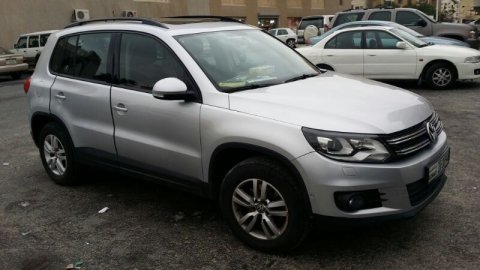 Tiguan   full option A Vendre( مواصفات خليجية ) Mo