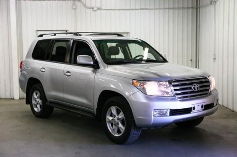 2011 Toyota Land Cruiser Used Perfect Accident Fre