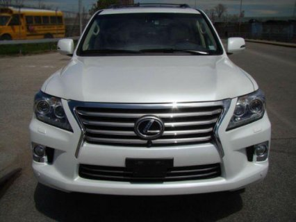 صور 2013 Lexus Lx 570 Full Option ( GCC SPECS ) 2