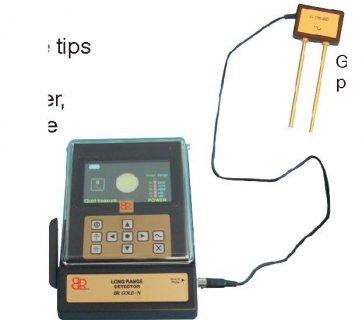 جهاز لكشف الذهب الخام ,,  BR GOLD - N