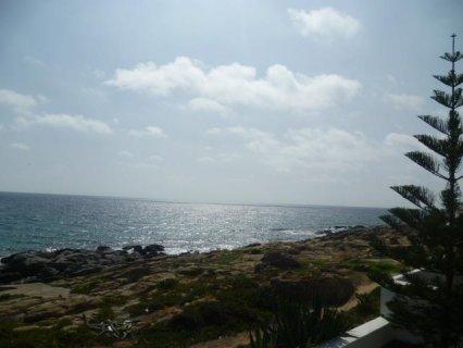ارض للبيع على شاطئ المنصوره قليبيه