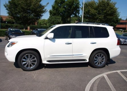 2011 Lexus LX570 , Perfect Condition