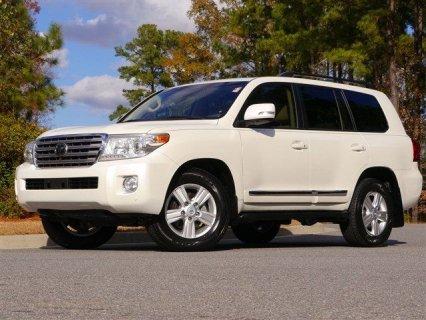 Used 2013 Toyota Land Cruiser V8 For sale
