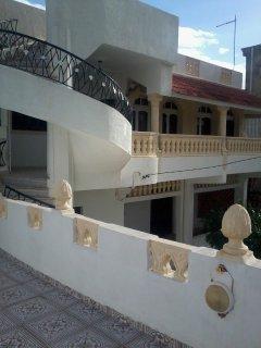 villa à jendouba du nord