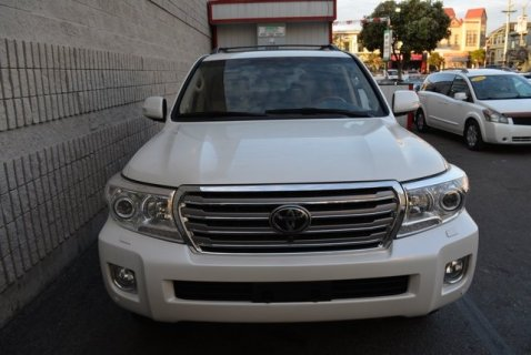 Used 2014 Toyota Land Cruiser Base SUV 4x4