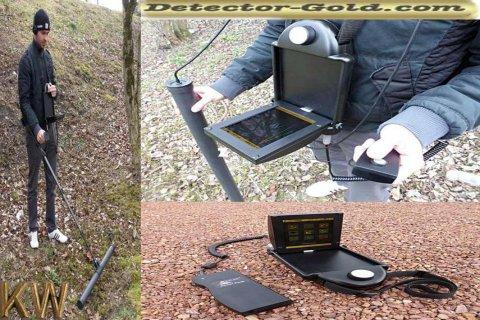 جهاز كشف الذهب والمعادن EXP4500