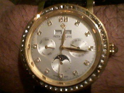 ساعة باتيك فليب