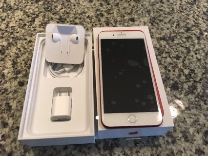 Apple iphone 7 plus product red 256gb worldwide sh