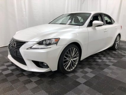 2016 Lexus IS 300 for sale