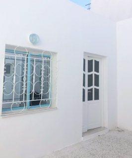 Maison Arabe nouvellement renouvee a Soliman