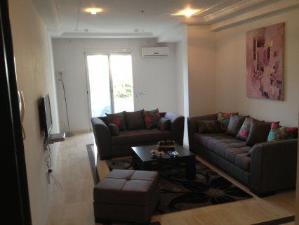 ايجار شقة مفروشة بتونس