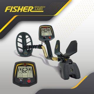 Fisher 75 / الجهاز المتميز في التنقيب عن المعادن و