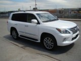 2013 Lexus Lx 570 Full Option ( GCC SPECS )