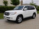 2010 Toyota Land Cruiser Full Options, Accident Fr