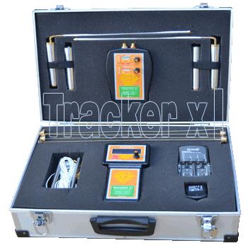 TRACKER 1 appareil d'un système à long terme pour